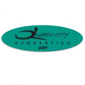 Girls Competitive Gymnastics Team Logo