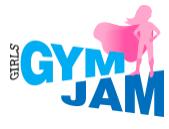 Girls Gym Jam Logo