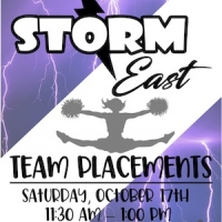 STORM CHEER TRYOUTS!